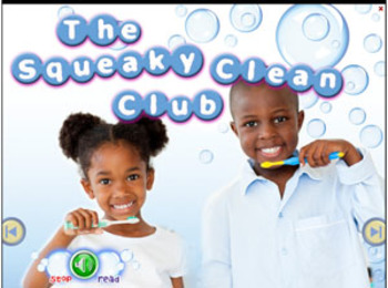 The Squeaky Clean Club