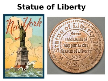 The Statue of Liberty - An Illustrated Guide