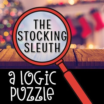 The Stocking Sleuth: A Logic Puzzle {Critical Thinking & P
