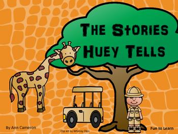 The Stories Huey Tells