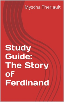 The Story of Ferdinand Literature Unit and Study Guide