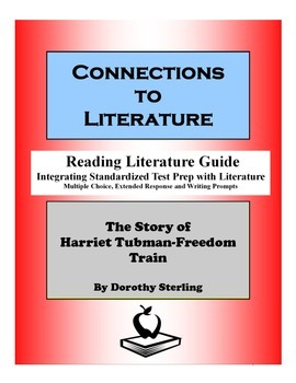 The Story of Harriet Tubman: Freedom Train-Reading Literat