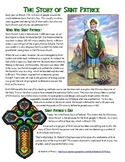 St. Patrick's Day History Reading, Worksheet, and Celtic C