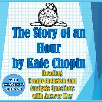 story of an hour response A reader's response: the storm kate chopin's the storm was an interesting story that was somewhat different to her other short story, the story of an hour in the story of an hour, the female character felt relieved that she was free from her marriage.