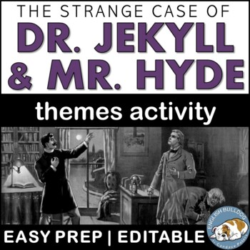 The Strange Case of Dr. Jekyll and Mr. Hyde Themes Textual
