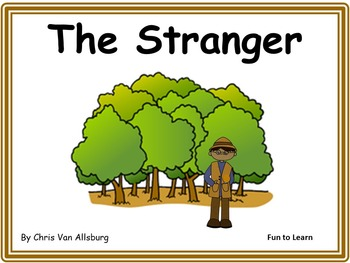 The Stranger     39 pgs Common Core Activities