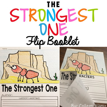 The Strongest One Flip Booklet