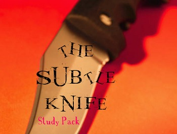 'The Subtle Knife' Philip Pullman
