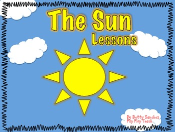The Sun Lessons  Common Core Aligned