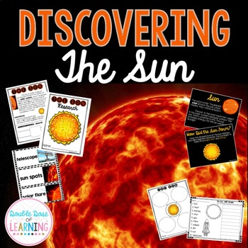 The Solar System: The Sun Unit with PowerPoint