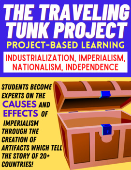 The TRAVELING TRUNK: Imperialism/Colonization FUN Project