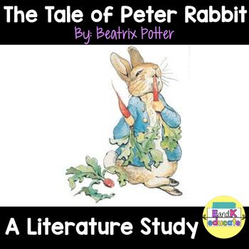 The Tale Of Peter Rabbit Literature Study