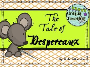 The Tale of Despereaux: Novel Study