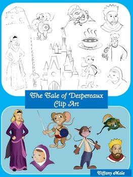 The Tale of Despereaux Clip Art
