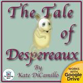 The Tale of Despereaux Novel Study CD