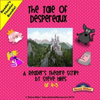 The Tale of Despereaux: Reader's Theatre Bundle!