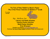 The Tale of Peter Rabbit by Beatrix Potter/Informational R