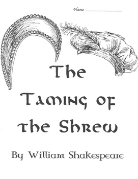 The Taming of the Shrew Characters Chart and Signs