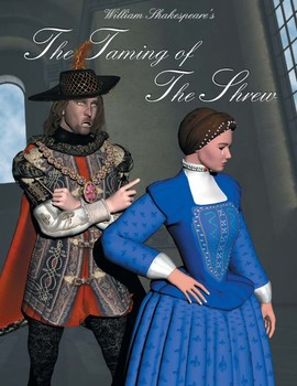 The Taming of the Shrew, Easy Reading Shakespeare 10 Chapt