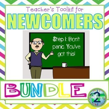 The Teacher's Toolkit for Newcomer English Language Learne