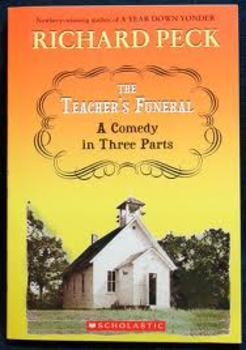 The Teacher's Funeral Comprehension and Vocabulary Packet