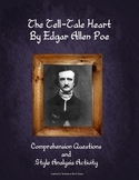 The Tell-Tale Heart Comprehension Questions and Style Anal