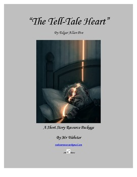 """The Tell-Tale Heart"" by Edgar Allan Poe - An 83 Paged Sho"