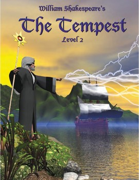 The Tempest Easy Reading Shakespeare 10 Chapter PDF eBook,