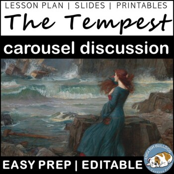 The Tempest Pre-reading Carousel Discussion