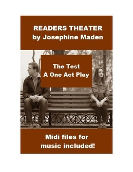 The Test - One Act Play - Readers Theater