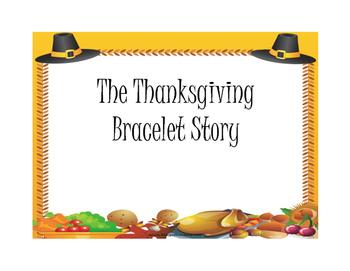 The Thanksgiving Bracelet Story