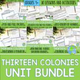 Thirteen Colonies UNIT BUNDLE