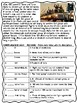 The Threat of ISIS Reading Comprehension Worksheet, Terror