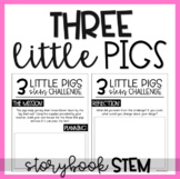 The Three Little Pigs // Compare and Contrast //