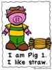 The Three Little Pigs (A Sight Word Emergent Reader and Te