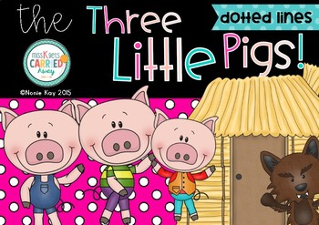 The Three Little Pigs- WRITE YOUR OWN