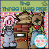 Activities to Accompany The Three Little Pigs...a FREEBIE!