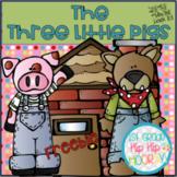 The Three Little Pigs...a FREEBIE!