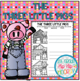 The Three Little Pigs ...Crafts and Activities!