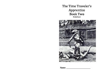 The Time Traveler's Apprentice Book Two Full Page Workbook
