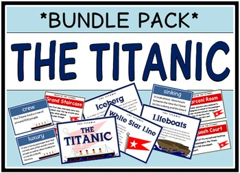 The Titanic (BUNDLE PACK)