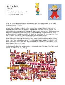 The Tom Saywer Archetype (a digital or paper project)