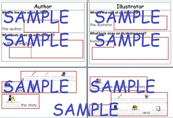 The Tools and Roles of Authors and Illustrators RL6