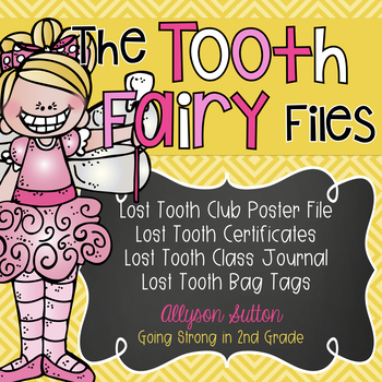 The Tooth Fairy Files - Poster, Certificates, and more!