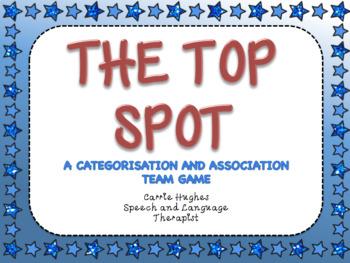 The Top Spot - categories