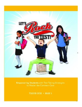Let's Rock the Test! - Teacher's Guide and Student Booklet