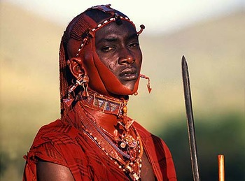 The Tradition-based Economic System - The Maasai, A Play