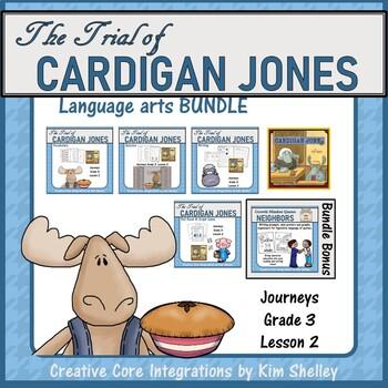 The Trial of Cardigan Jones Bundle