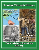 The Triangular Trade and the Middle Passage