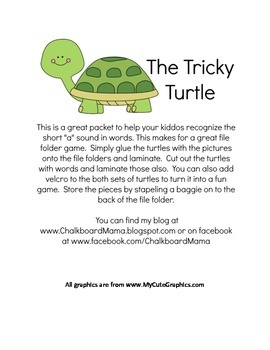 The Tricky Turtle
